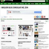 Press mooseek irene colzi best blog 2014