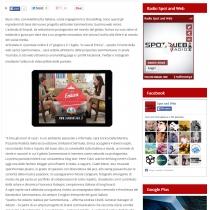 Spot and web articolo sammontana