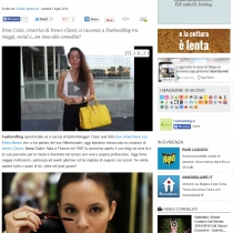 fashion blog intervista irene colzi
