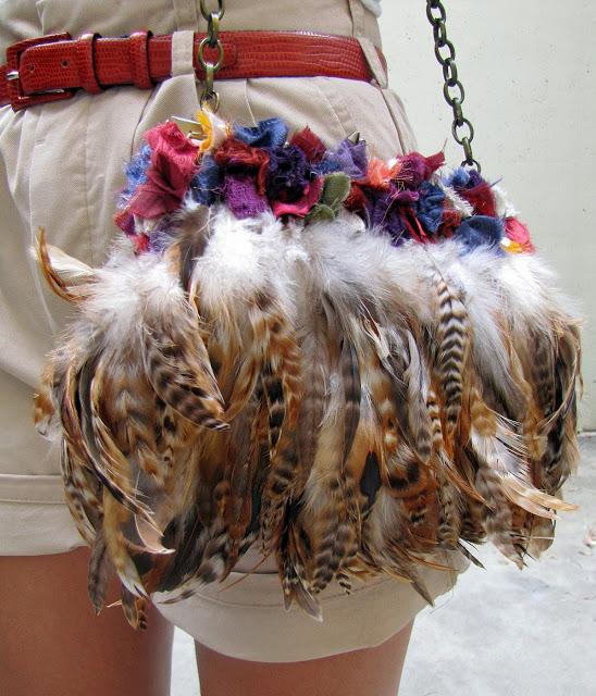 borsa di piume (5)