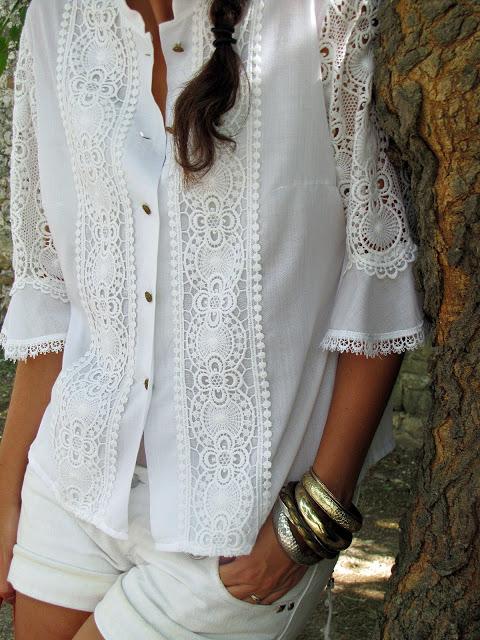 outfit con Ricami e nappine (7)