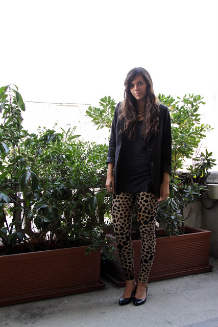 leggings leopardati (3)