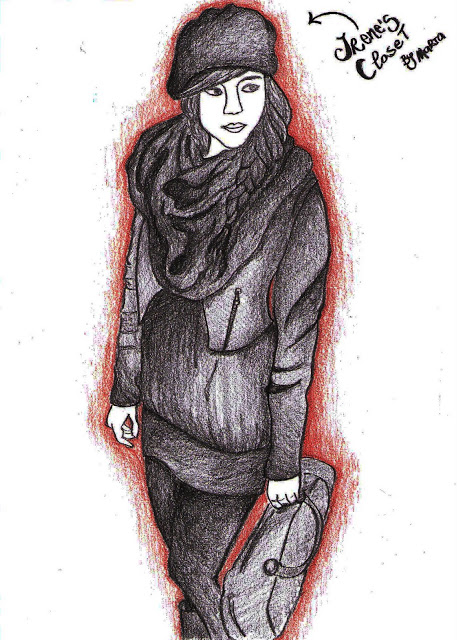 disegno Irene Colzi