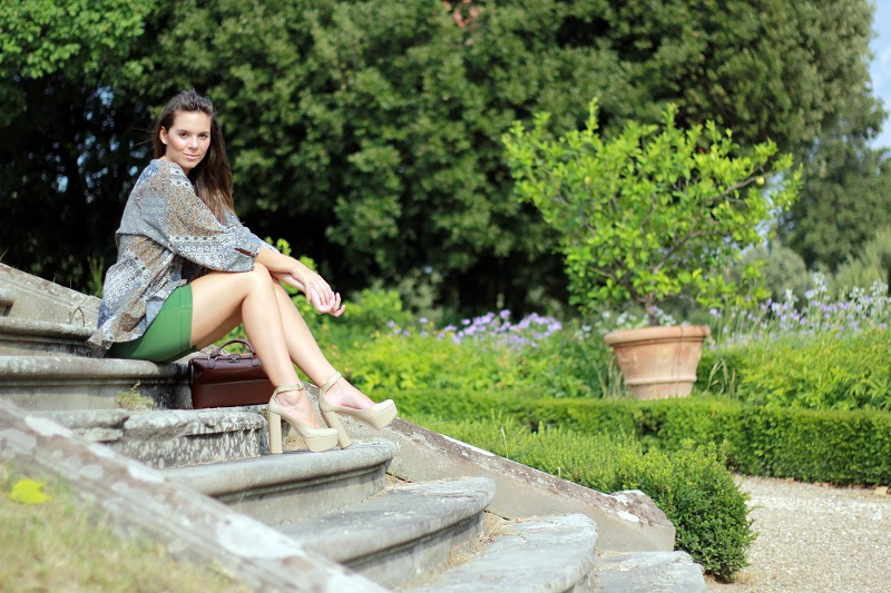 outfit Villa Petraia