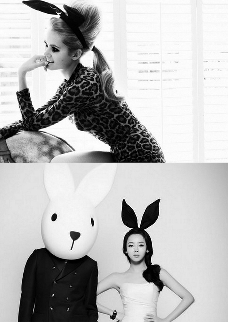 Happy (fashion Editorial) Easter!!!