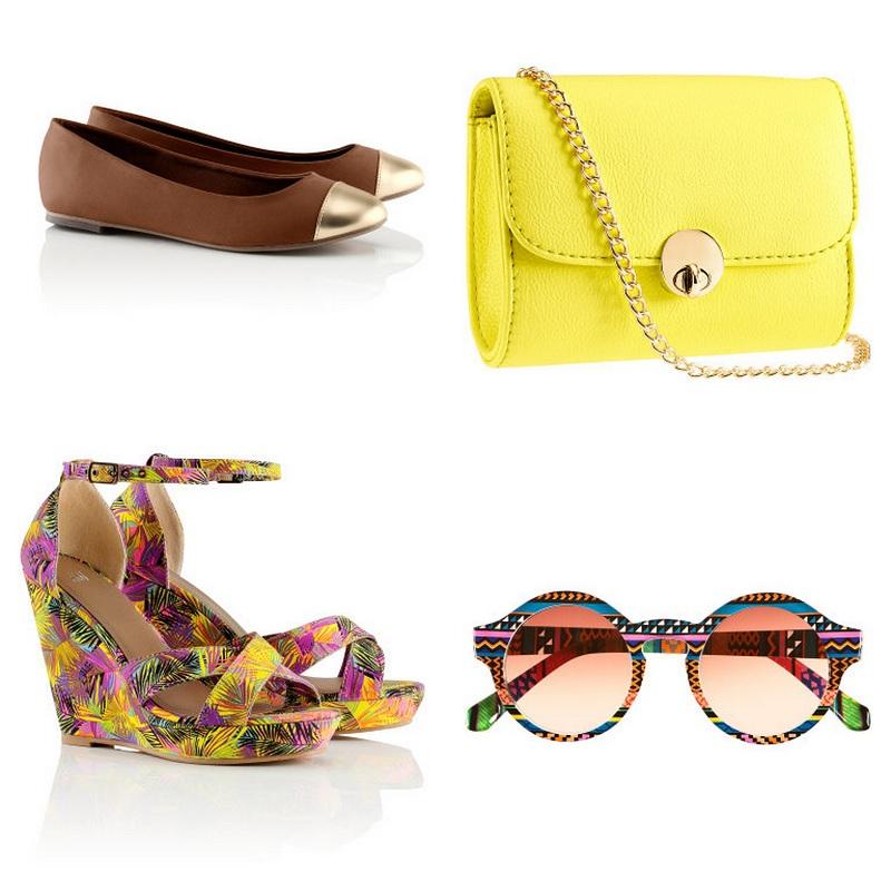 vendita calda online 58319 03114 Accessori H&M primavera 2012 (Con prezzi!) | Irene's Closet ...