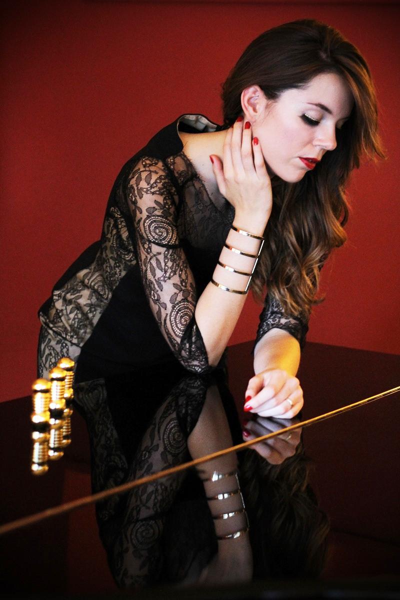 Irene's closet per Dior parfums: Le grand bal