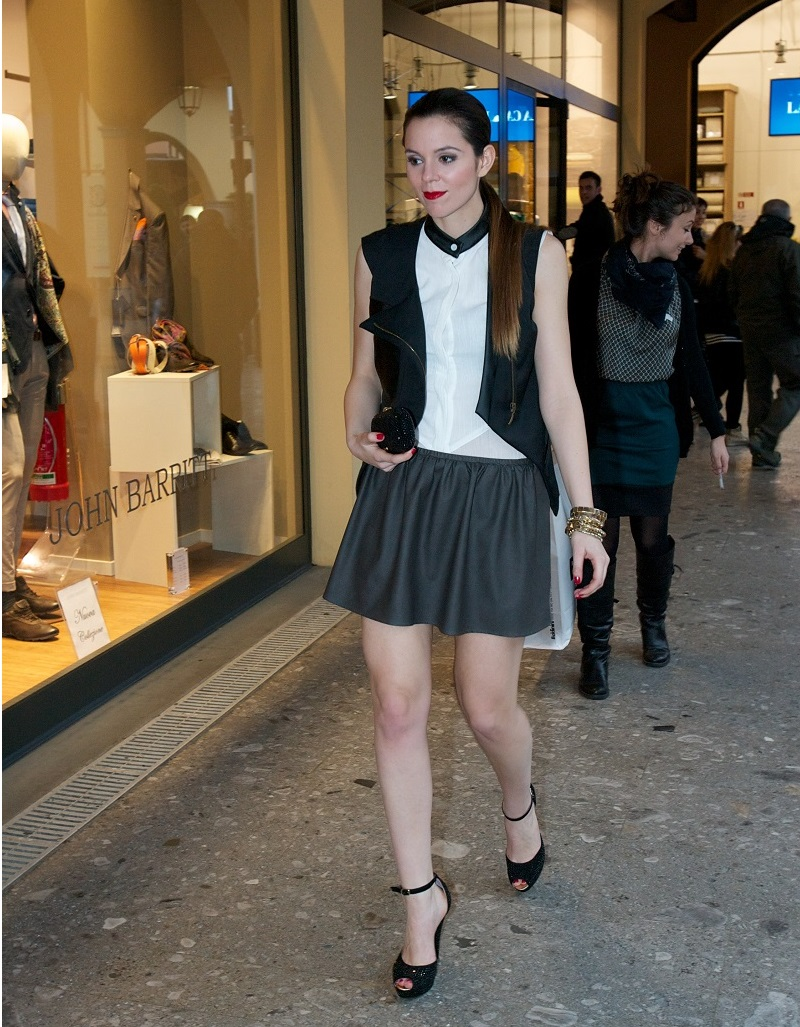 fashion report Franciacorta outlet village fashion blogger italia (3)