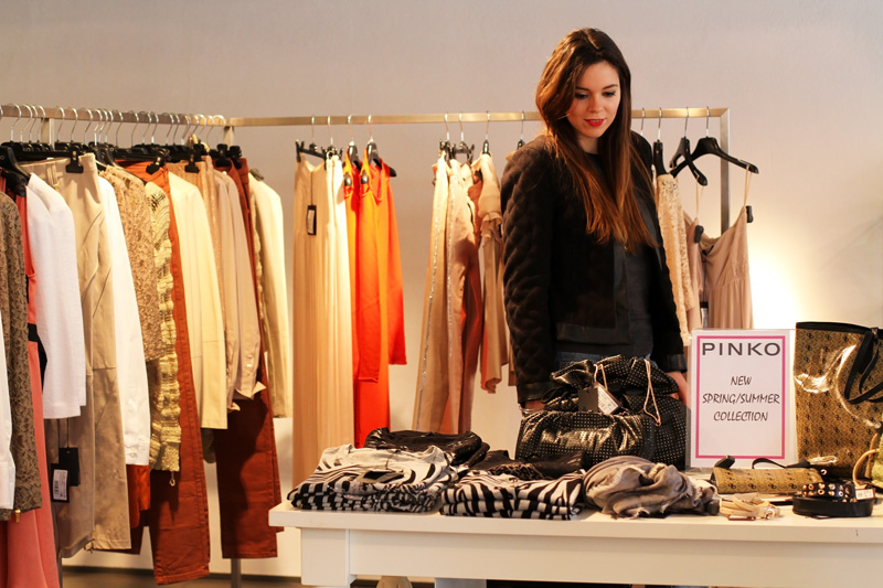 Fashion blogger italiana irene colzi collaborazione franciacorta outlet vintage progetto fashion report marzo 2013
