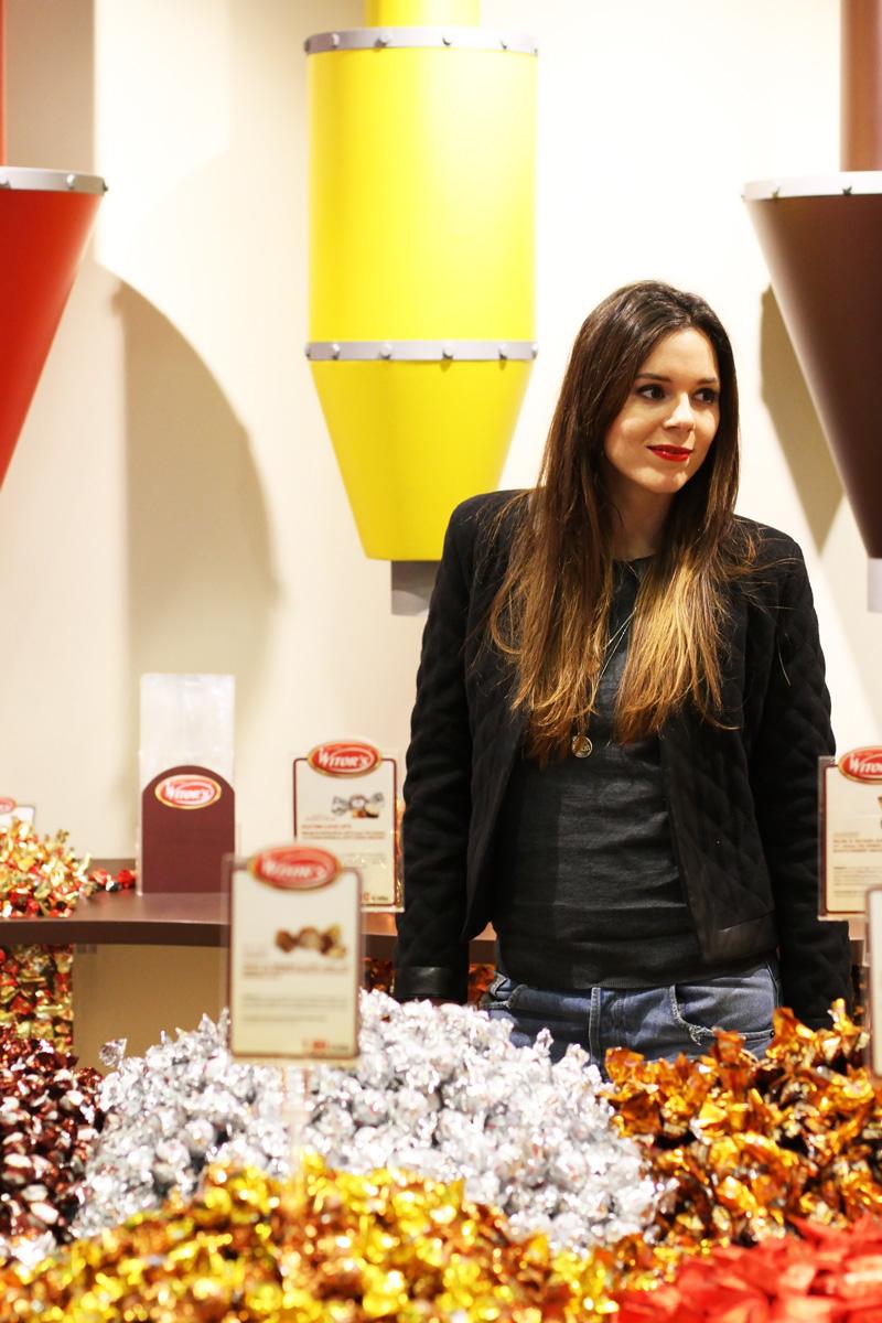 Fashion blogger italiana irene colzi collaborazione franciacorta outlet vintage progetto fashion report marzo 2013
