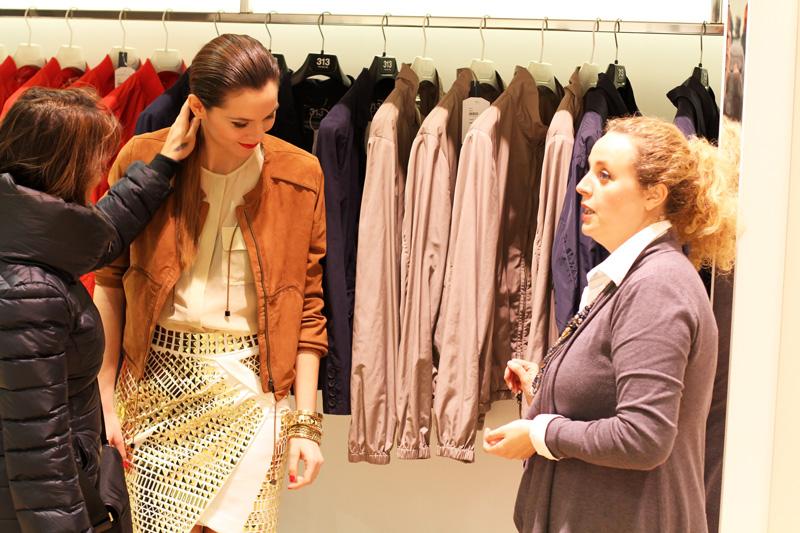 shooting fashion report Franciacorta outlet village fashion blogger italia (1)