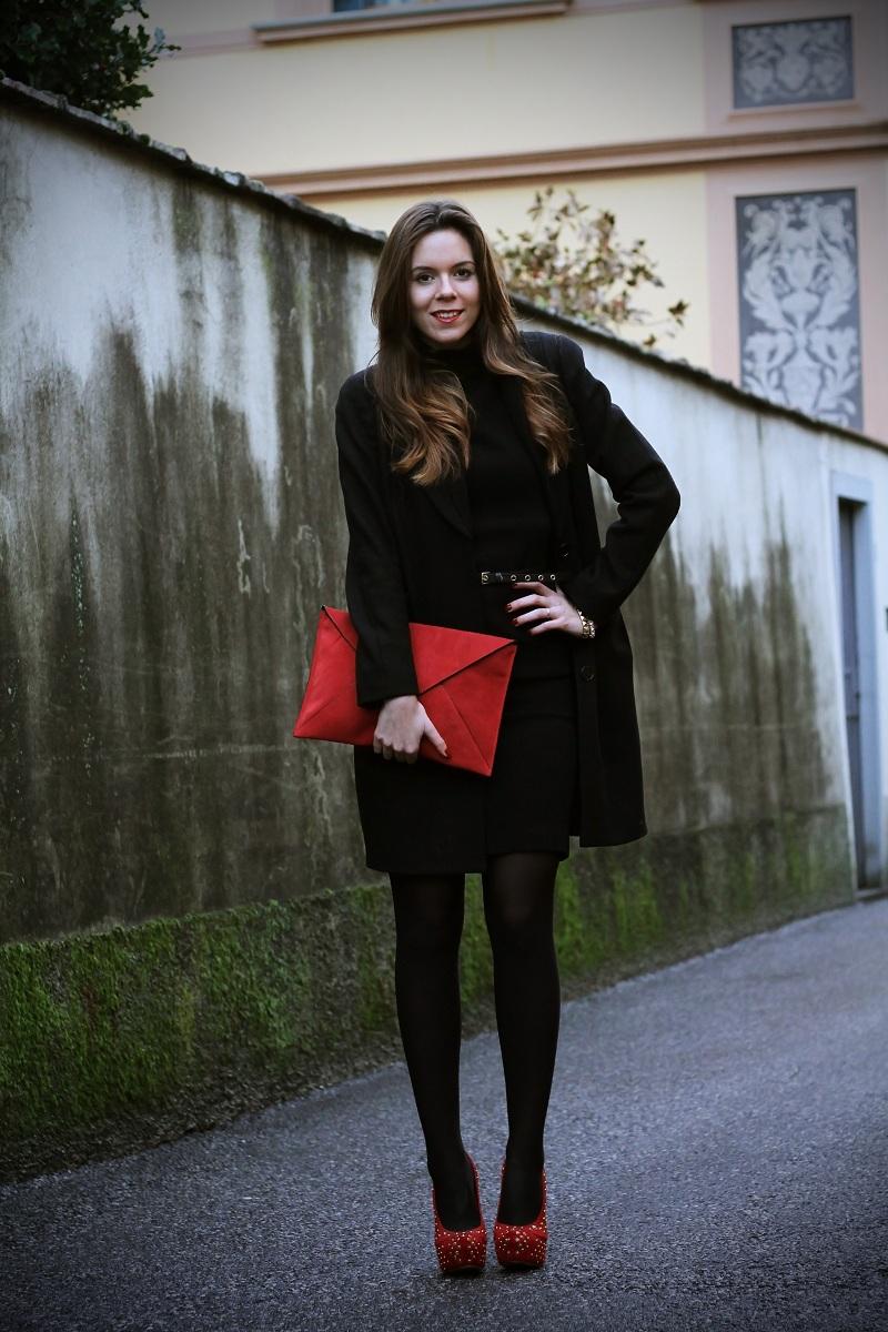 Il Mio Outfit Di Natale Irene S Closet Fashion Blogger