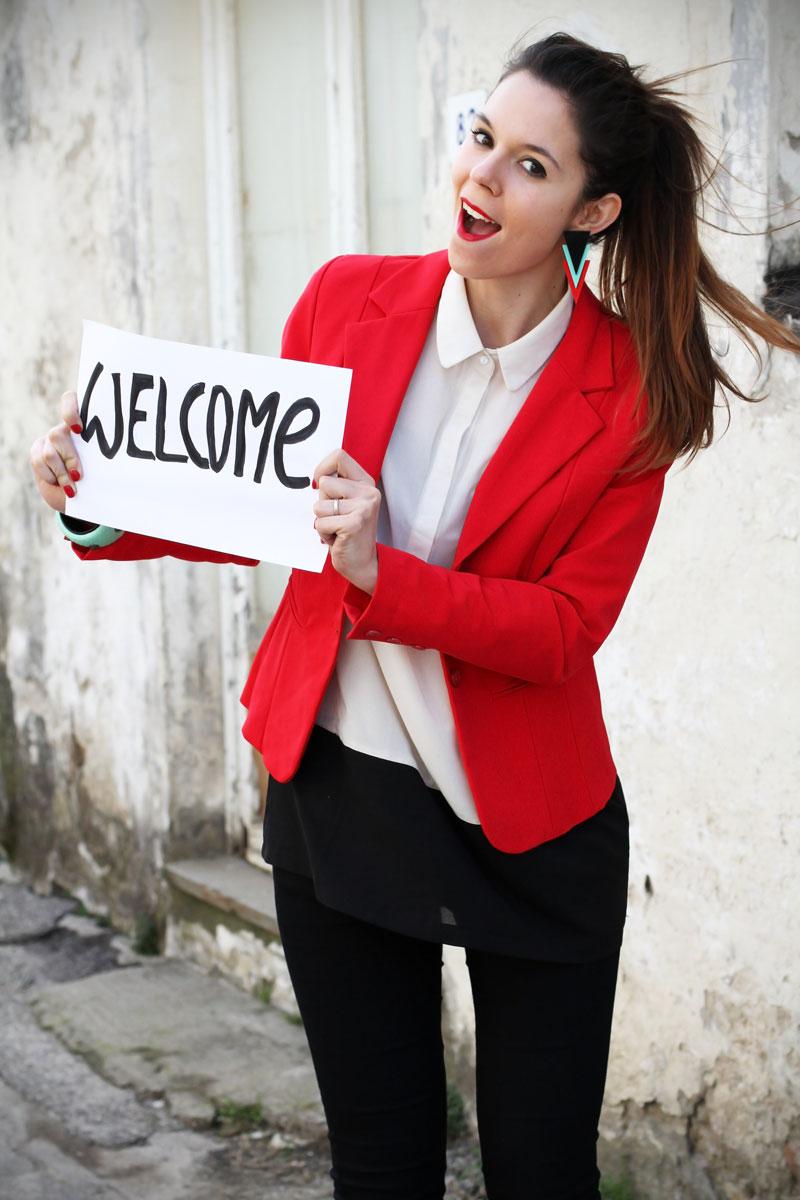 Irene Colzi benvenuto nel nuovo blog con nuova grafica Irene's Closet