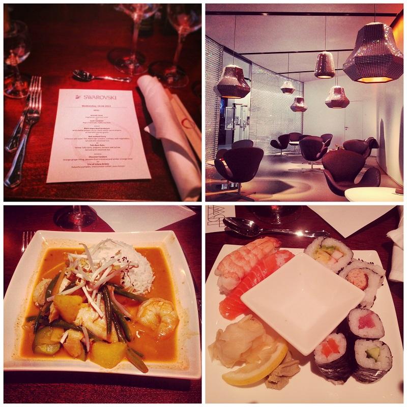 sushi | asian fusion | cena