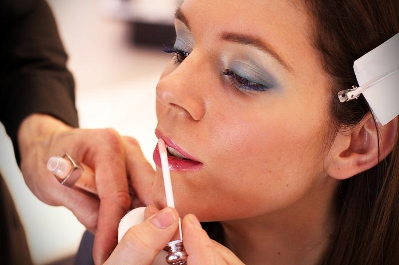 lucidalabbra | dior estate 2013 | make up | Dior | bird  of paradise dior | uccello del paradiso dior | trucco celeste | trucco blu | idee trucco | rinascente | milano