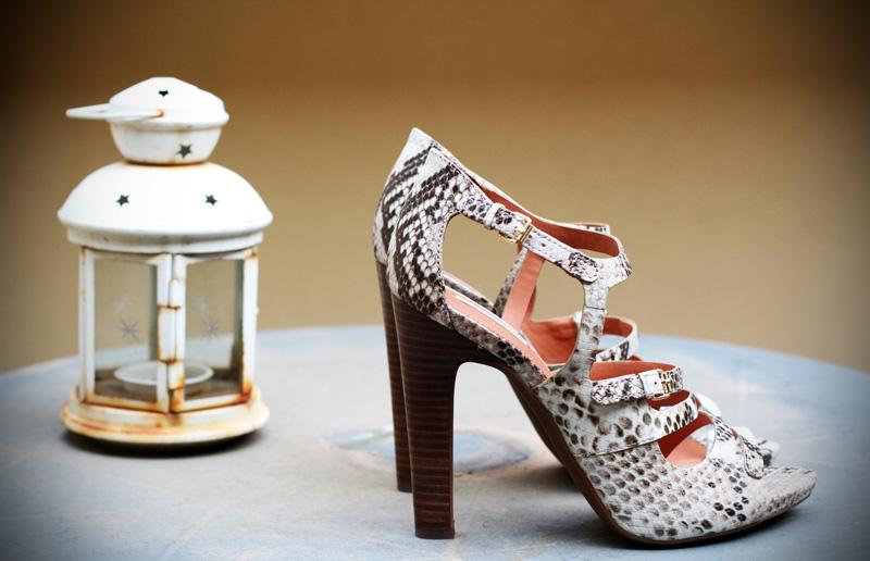 geox | scarpe tacco | decollete | pitonato | scarpe pitonate | sandali | sandali pitonati | tacco alto 1