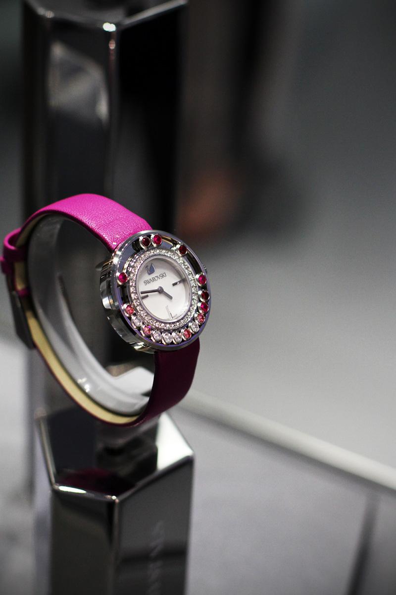 orologio swarovski   orologio diamanti   swarovski autunno inverno 2013 2014   basilea world   basilea   zurigo   fashion blogger   evento fashion blogger (20)