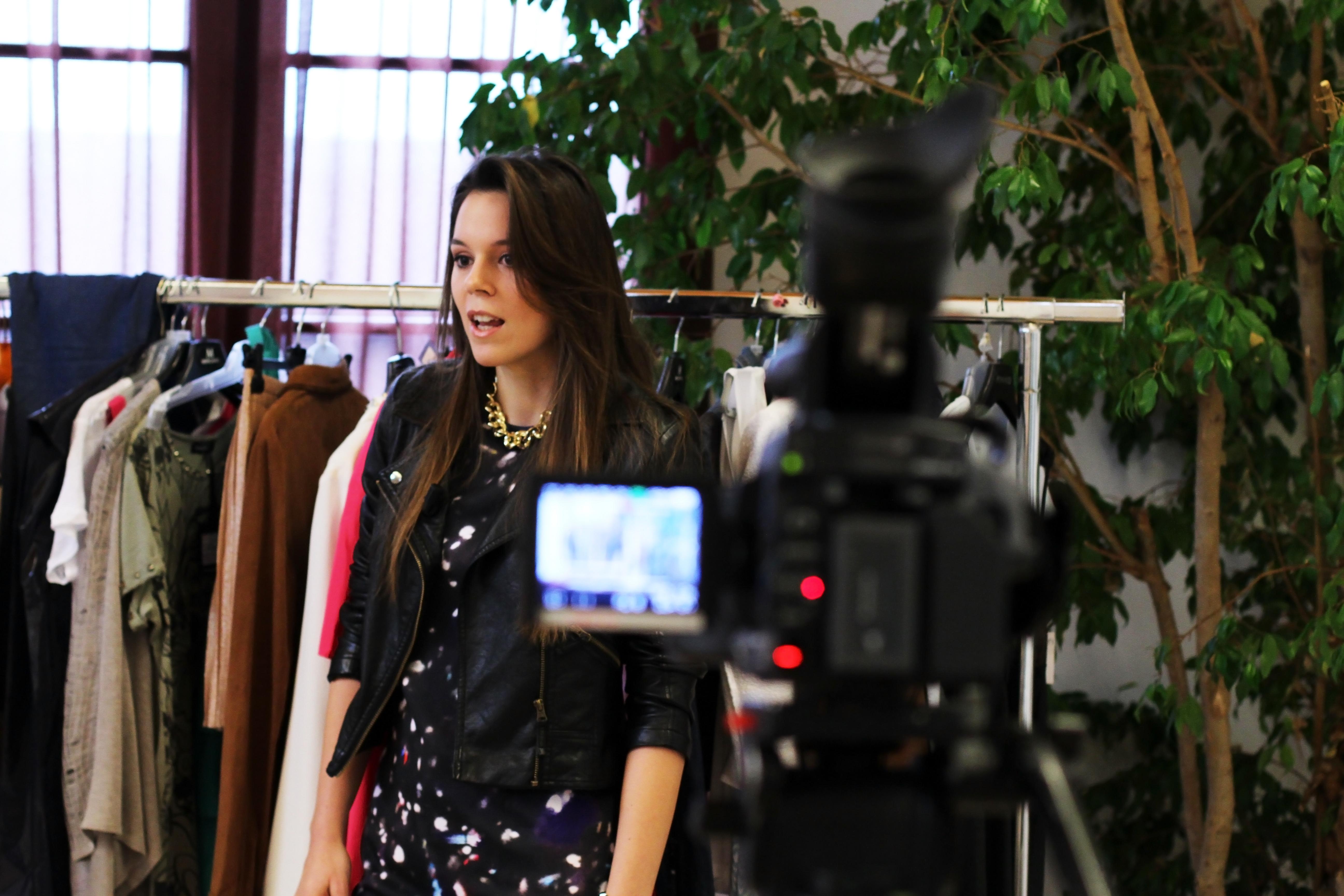 franciacorta outlet village video intervista irene colzi irene closet fashion blogger