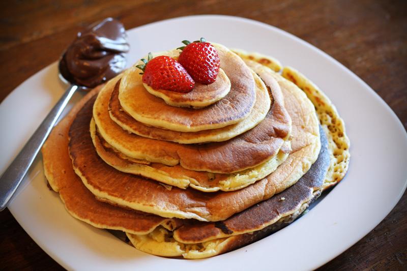 pancake | ricetta pancake | frittelle americane | colazione americana | colazione | breakfast | colazione fashion | brunch