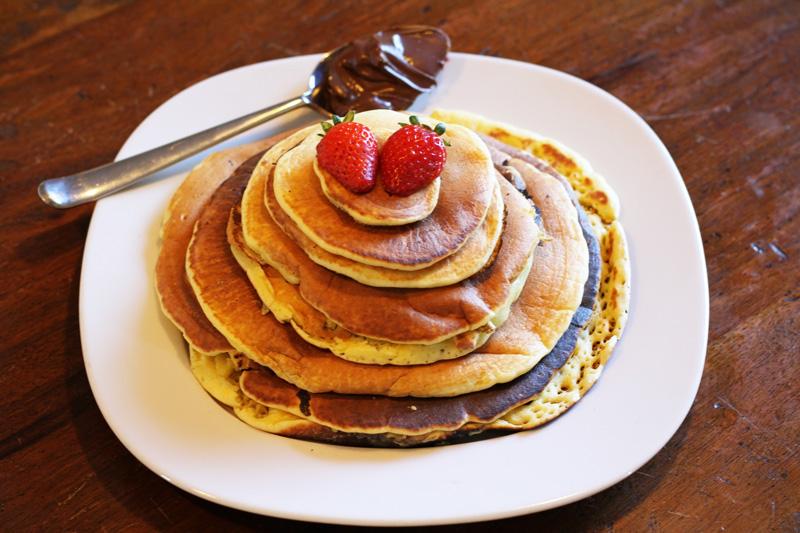 pancake | ricetta pancake | frittelle americane | colazione americana | colazione | breakfast | colazione fashion | brunch  2