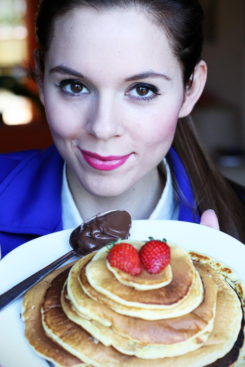 ricetta pancake | pancake | frittelle americane | colazione americana | colazione | breakfast | colazione fashion | brunch