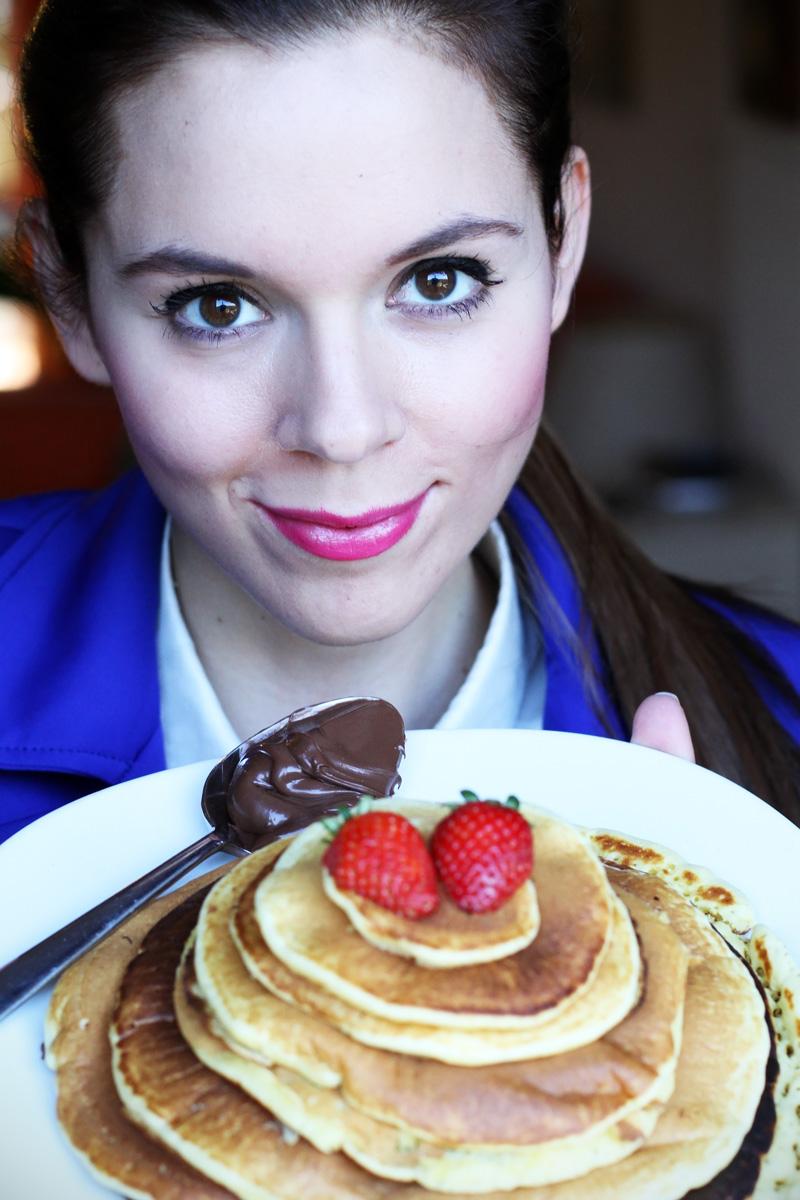 pancake | ricetta pancake | frittelle americane | colazione americana | colazione | breakfast | colazione fashion | brunch  4