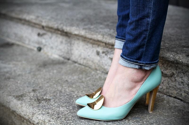 scarpe geox | decollete geox | decollete celesti | scarpe celesti | decollete | scarpe con tacco