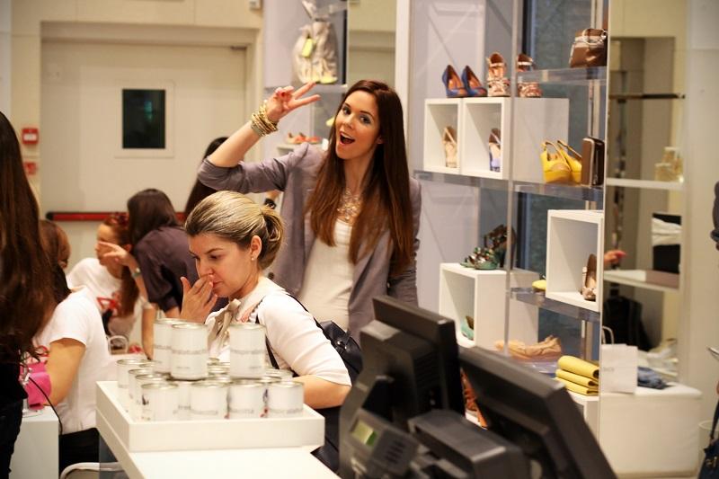 scarpe geox | evento bloggers geox | evento bloggers | negozio geox milano | fashion blogger | fashion blogger italia 1