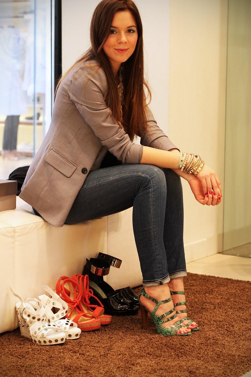 scarpe geox | evento bloggers geox | evento bloggers | negozio geox milano | fashion blogger | fashion blogger italia