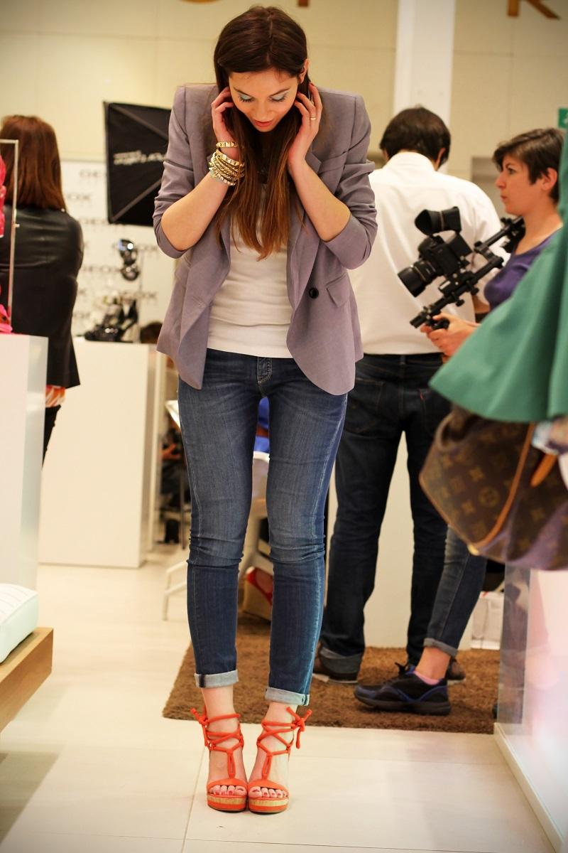 scarpe geox | evento bloggers geox | evento bloggers | negozio geox milano | fashion blogger | fashion blogger italia 3