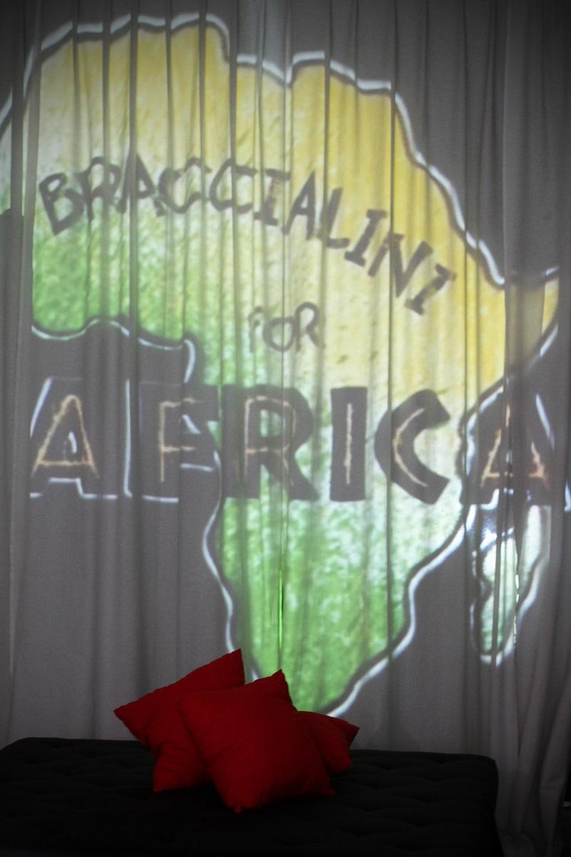 braccialini | borse braccialini | bags for africa | evento moda Firenze
