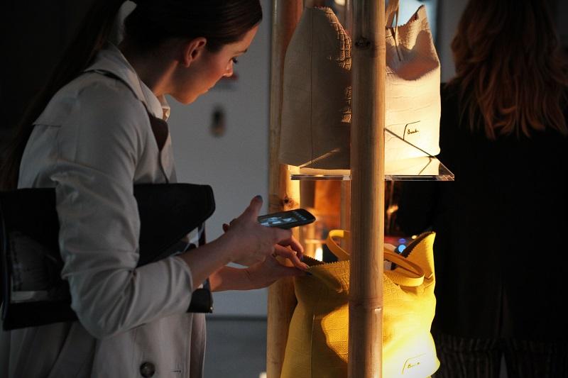 braccialini | borse braccialini | bags for africa | evento moda Firenze 2