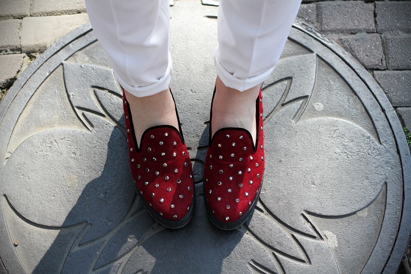 slippers | loafers | mocassini | ballerine | 181 slippers | uno 8 uno | irene colzi | fashion blogger | fashion blog  6