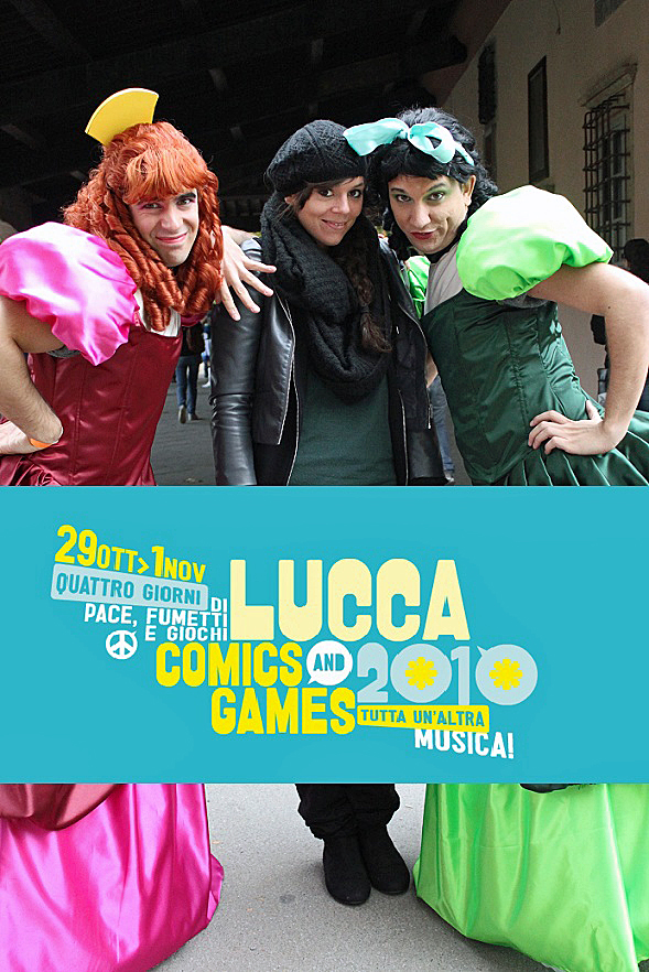 Lucca comics (1)
