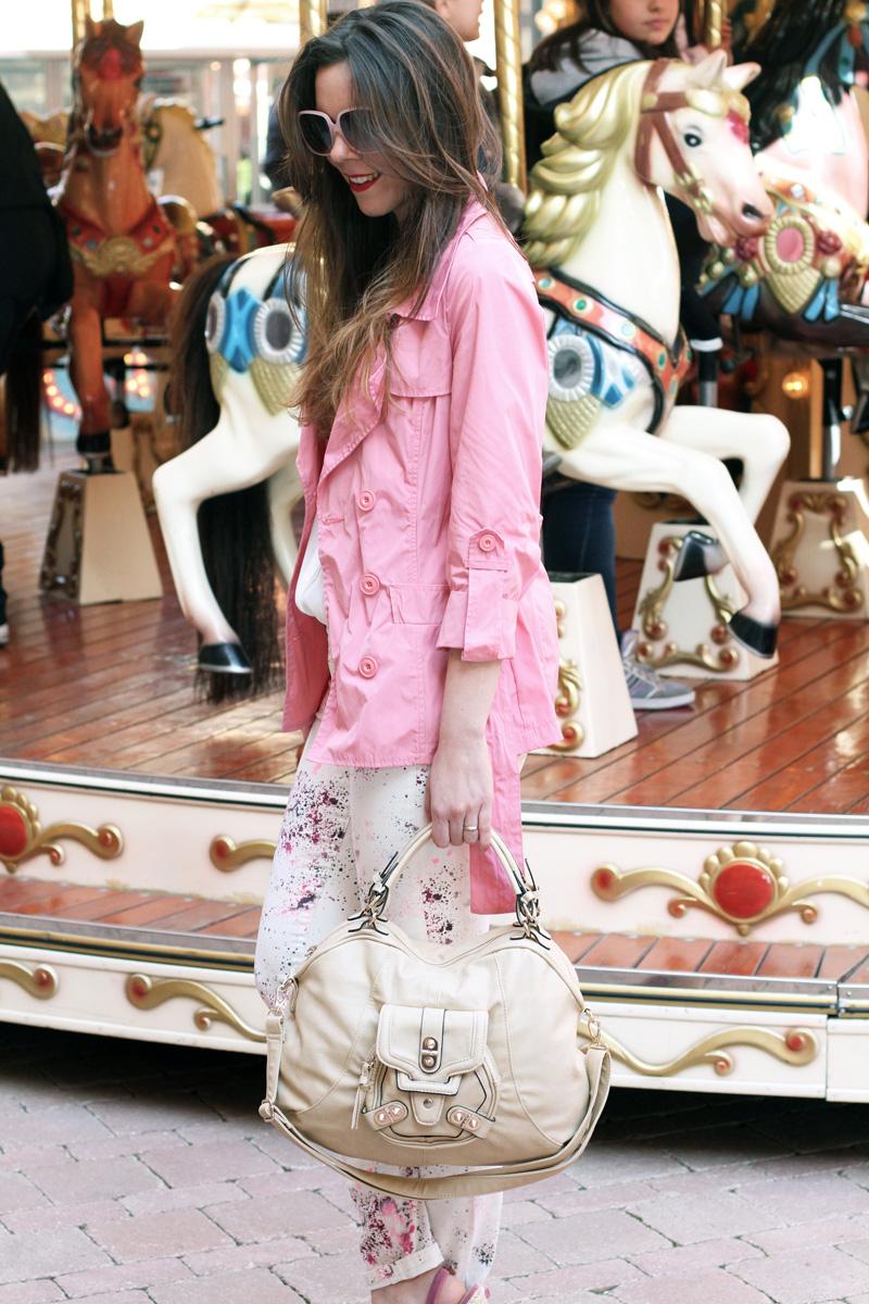 trench | pastello | look | skinny | moda|valdichiana outlet | fashion report | irene colzi | irene closet | fashion blogger italia