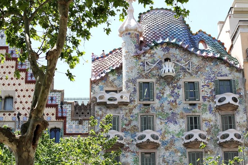 Casa Batlló | Gaudi | barcellona | spagna | (3)