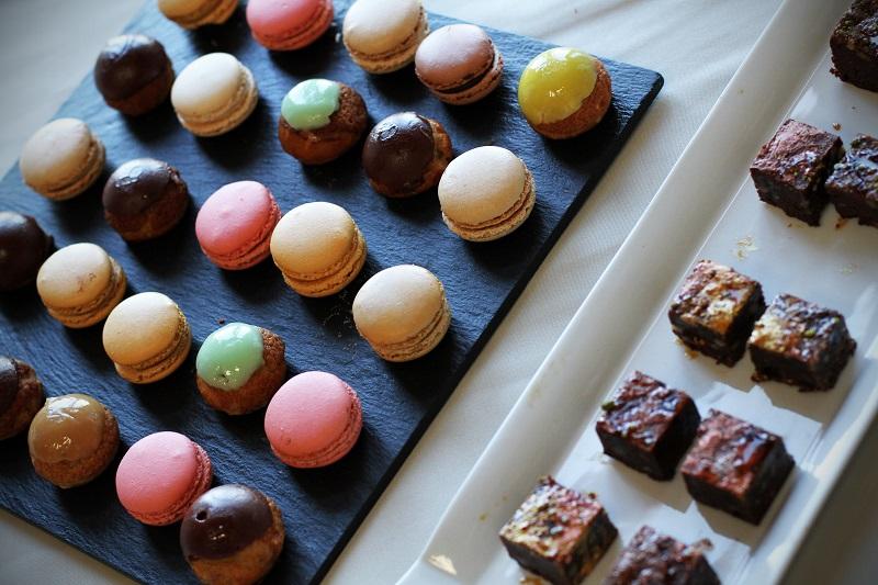 macaron | colazione fashion | brunch | pasticcini | tea
