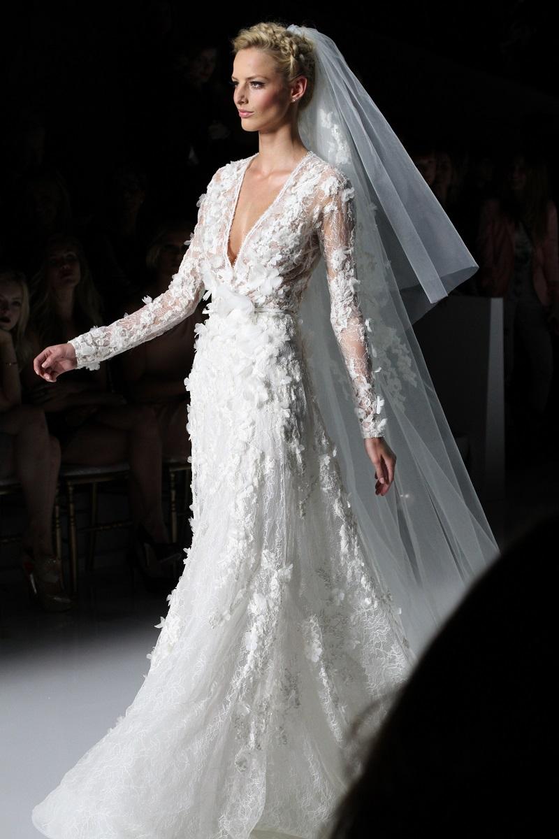 pronovias 2014 | abiti da sposa | abiti da sposa pronovias | sfilata pronovias 2014 | bride barcelona | idee vestiti da sposa | mi sposo (2)