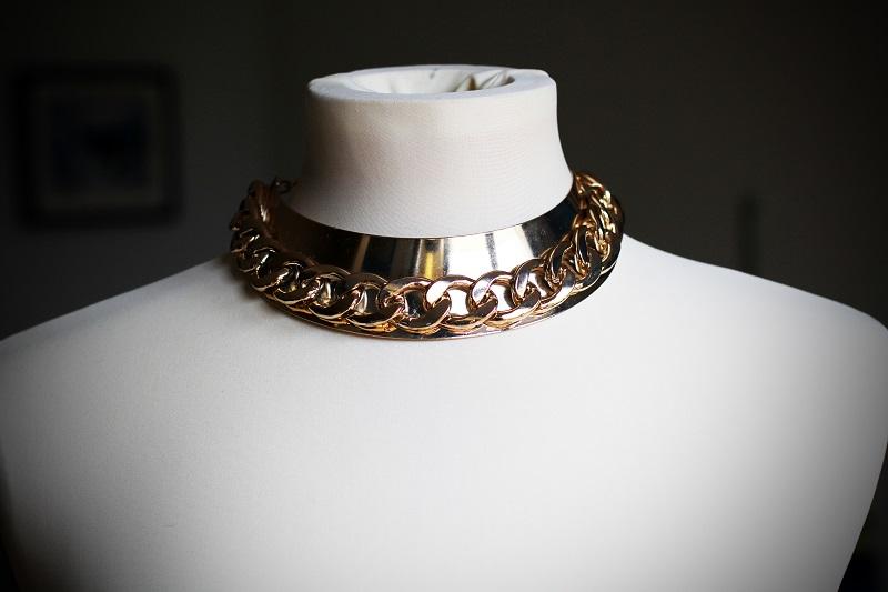 collana zara | collana celeste | collana blu | shoppin | shopping lowcost | zara 1