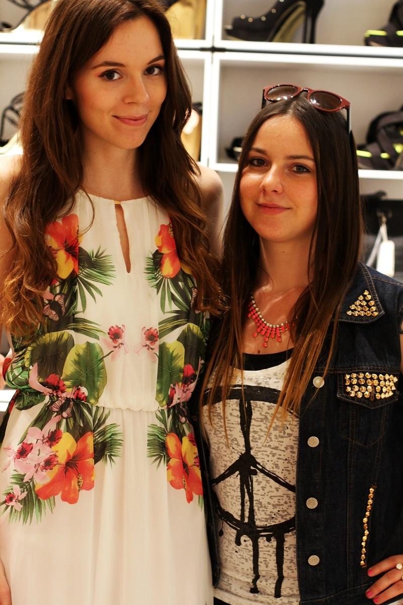 Bershka bologna | Bershka opening party | party bershka | bershka bologna via indipendenza | irene colzi | irene closet | fashion blogger | evento blogger (11)