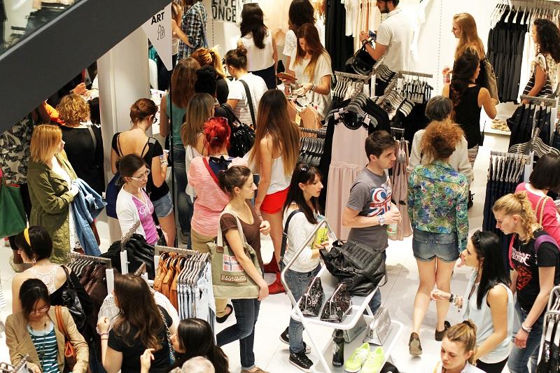 Bershka opening party | party bershka | bershka bologna via indipendenza | irene colzi | irene closet | fashion blogger | evento blogger (17)