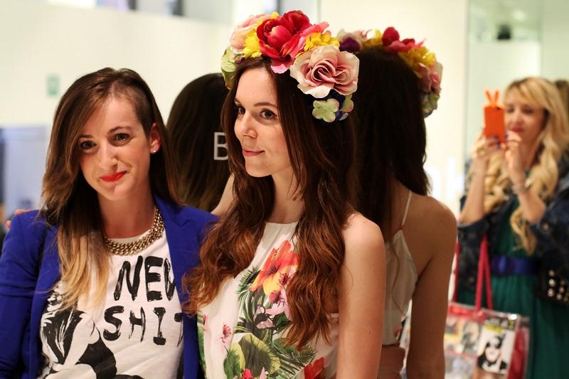Bershka bologna | Bershka opening party | party bershka | bershka bologna via indipendenza | irene colzi | irene closet | fashion blogger | evento blogger (29)