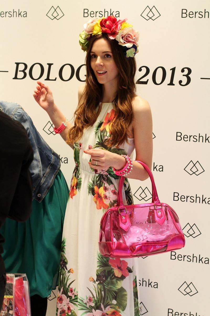 Bershka opening party | party bershka | bershka bologna via indipendenza | irene colzi | irene closet | fashion blogger | evento blogger (1)