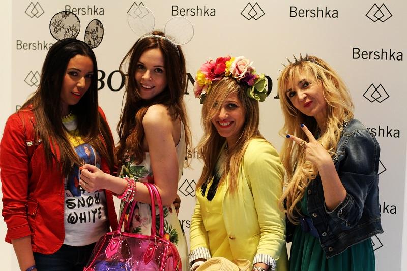 Bershka bologna | Bershka opening party | party bershka | bershka bologna via indipendenza | irene colzi | irene closet | fashion blogger | evento blogger (21)