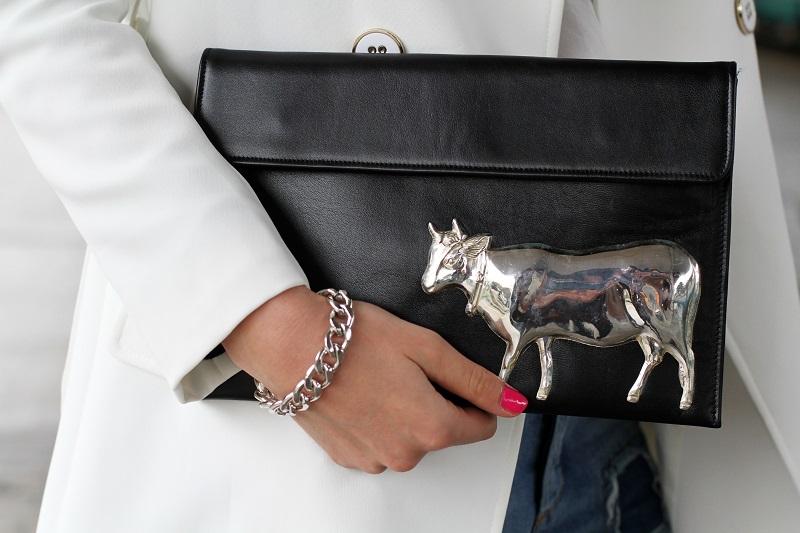pochette | pochette mucca | pochette vincent |smalto fucsia | smalto dior | bracciale catena | smalto rosa 2