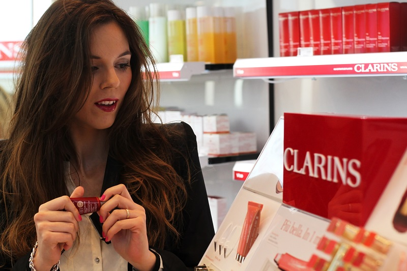 clarins | evento clarins milano sephora | sephora evento | clarins evento | evento blogger | evento blogger milano (6)