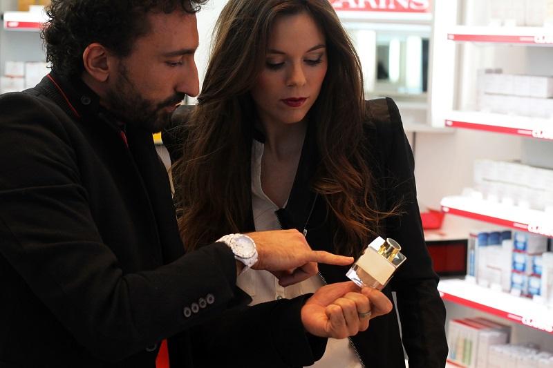 clarins | evento clarins milano sephora | sephora evento | clarins evento | evento blogger | evento blogger milano (10)