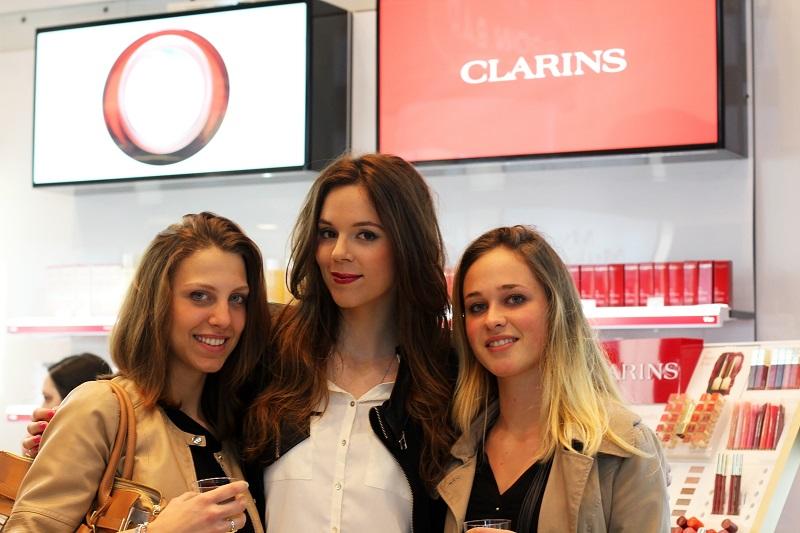 clarins | evento clarins milano sephora | sephora evento | clarins evento | evento blogger | evento blogger milano (7)