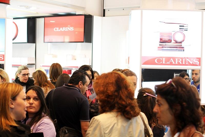 clarins | evento clarins milano sephora | sephora evento | clarins evento | evento blogger | evento blogger milano (19)