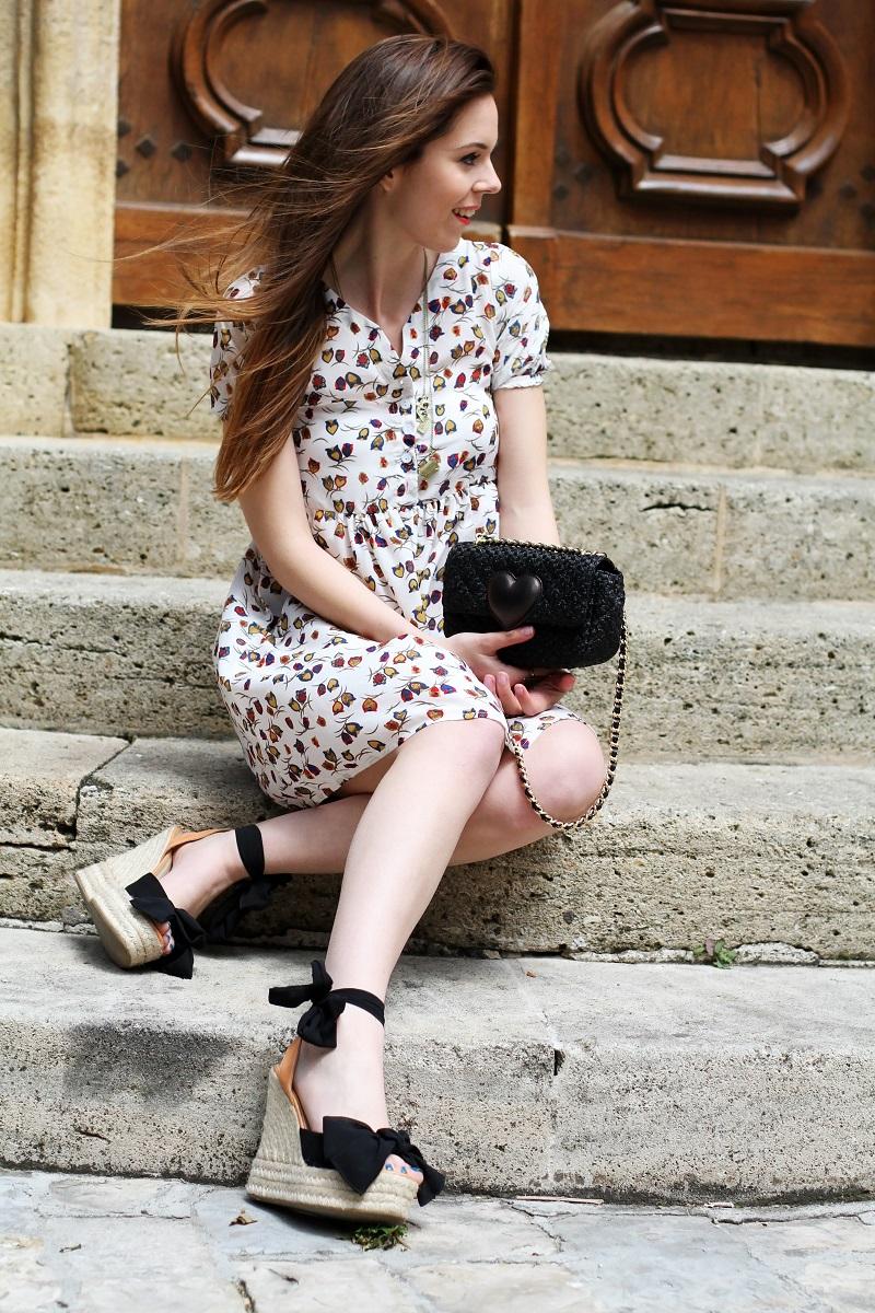 redsoul | aix-en-provence | moschino | borsa moschino | scarpe zeppa corda | lolita | fashion blogger | outfit | look | moda | vestito mare | vestito campagnolo | evento bloggers | evento redsoul | irene closet | irene colzi 3
